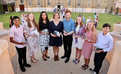 Bishop's Awards 2018 IMAGE