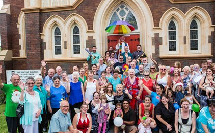 The Uniting Church – an ongoing experiment! IMAGE