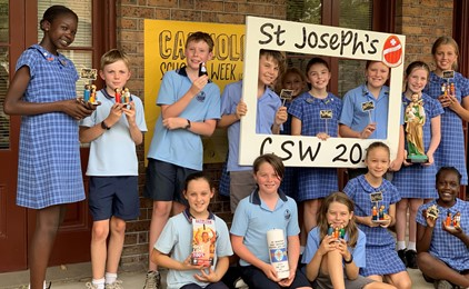 Image:Positive Leadership at St Joseph's East Maitland