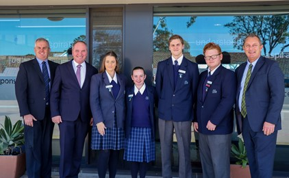 St Joseph's Aberdeen Capital Works Project Enhances School's Learning Environment  Image