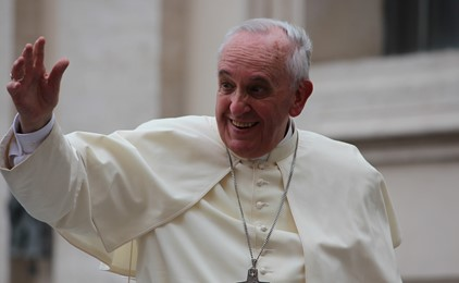 Pope Francis' Encyclical : A call for ecological Conversion IMAGE