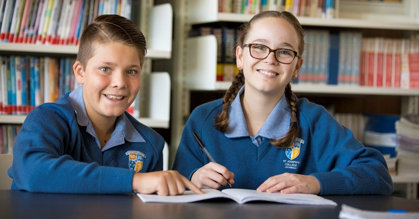 A Shakespeare in the making – English at St Joseph's Lochinvar IMAGE