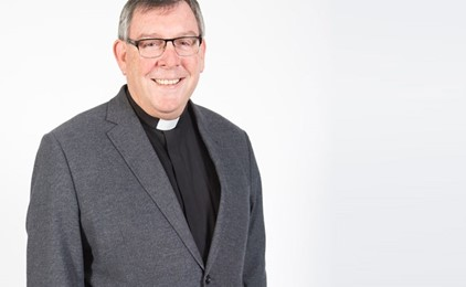 Message from Bishop Elect Brian Mascord IMAGE