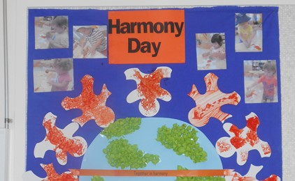 Harmony Day: Everyone belongs IMAGE