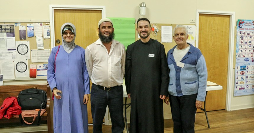 Interfaith Forum: Our Faiths and Prayers IMAGE