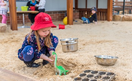 Child-led play-based early education available at Raymond Terrace IMAGE