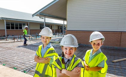 Levy creates innovative learning environment IMAGE
