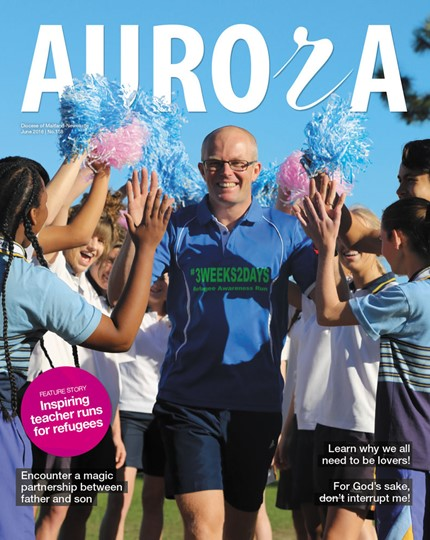 Aurora Magazine June 2016 Cover