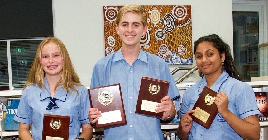 Our schools shine in NSW Catholic Schools Country and State Debating Championships  IMAGE