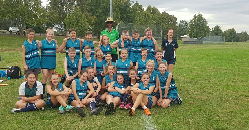 Singleton win local final of Paul Kelly Cup IMAGE