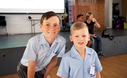 Image:KINDY STARTERS 2020: Kilaben Bay