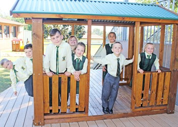 GALLERY: New dynamic outdoor play environments for our schools IMAGE