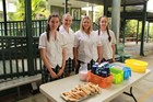 San Clemente Students Reach Out to Community Through Breakfast Club Program