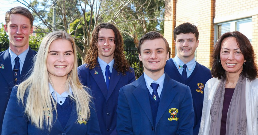 St Francis Xavier's College celebrate NAIDOC  IMAGE
