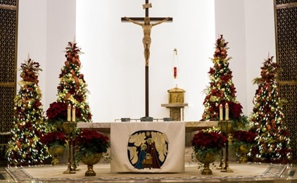 Christmas Mass attendees invited to participate in Plenary Council IMAGE