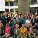 The class of 59' celebrate at St James' Muswellbrook Image