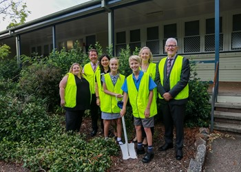 St Therese's New Lambton $6 million rebuild commences IMAGE