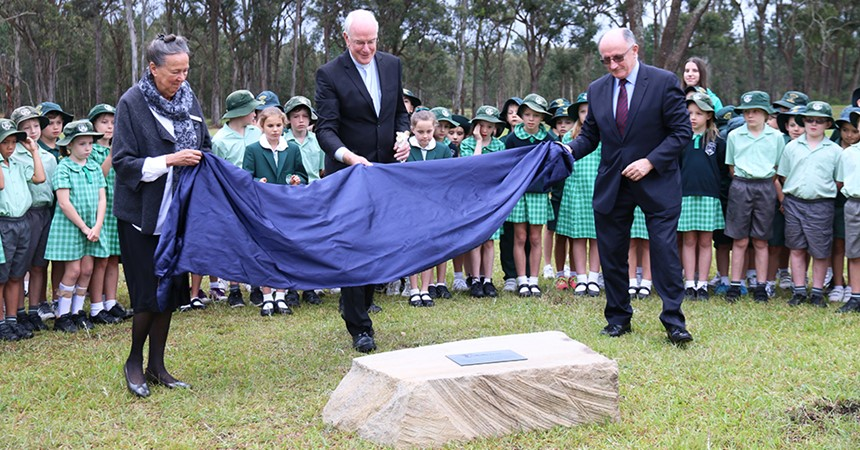 Catherine McAuley Catholic College announced as Hunter's newest secondary school IMAGE