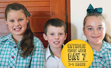 Image:GALLERY: Catholic Schools Week - Day 7