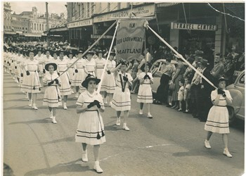 THE WAY WE WERE: Dancing in the rain on St Patrick's Day IMAGE