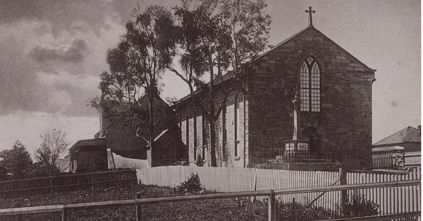The Catholic Church in Maitland - a brief history IMAGE