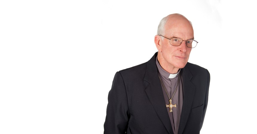 BISHOP BILL WRIGHT: Statement of acknowledgement and apology IMAGE