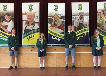 CLARE at St Clare's is about students' wellbeing IMAGE