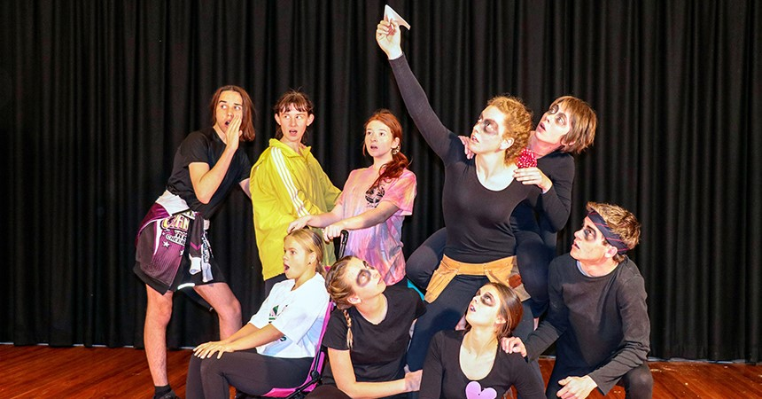 St Mary's students nominated for OnSTAGE IMAGE