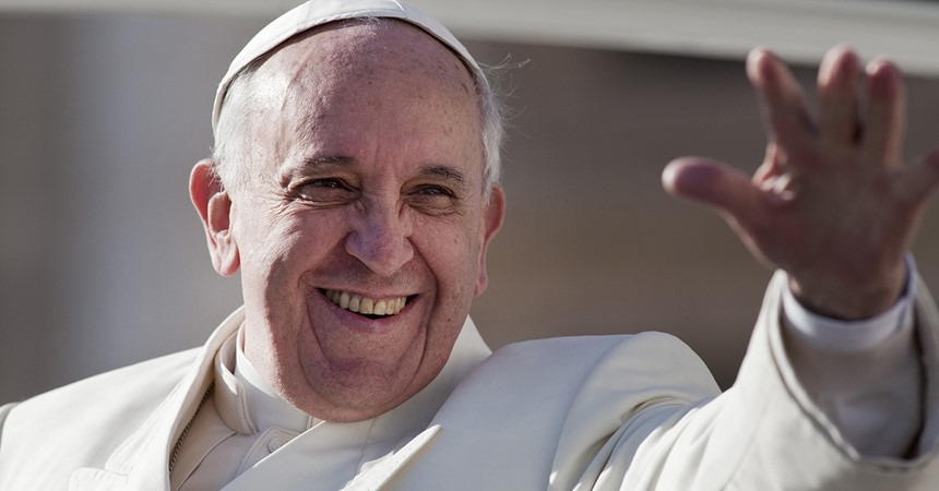 Pope Francis gives go ahead for 2020 Plenary Council in Australia IMAGE