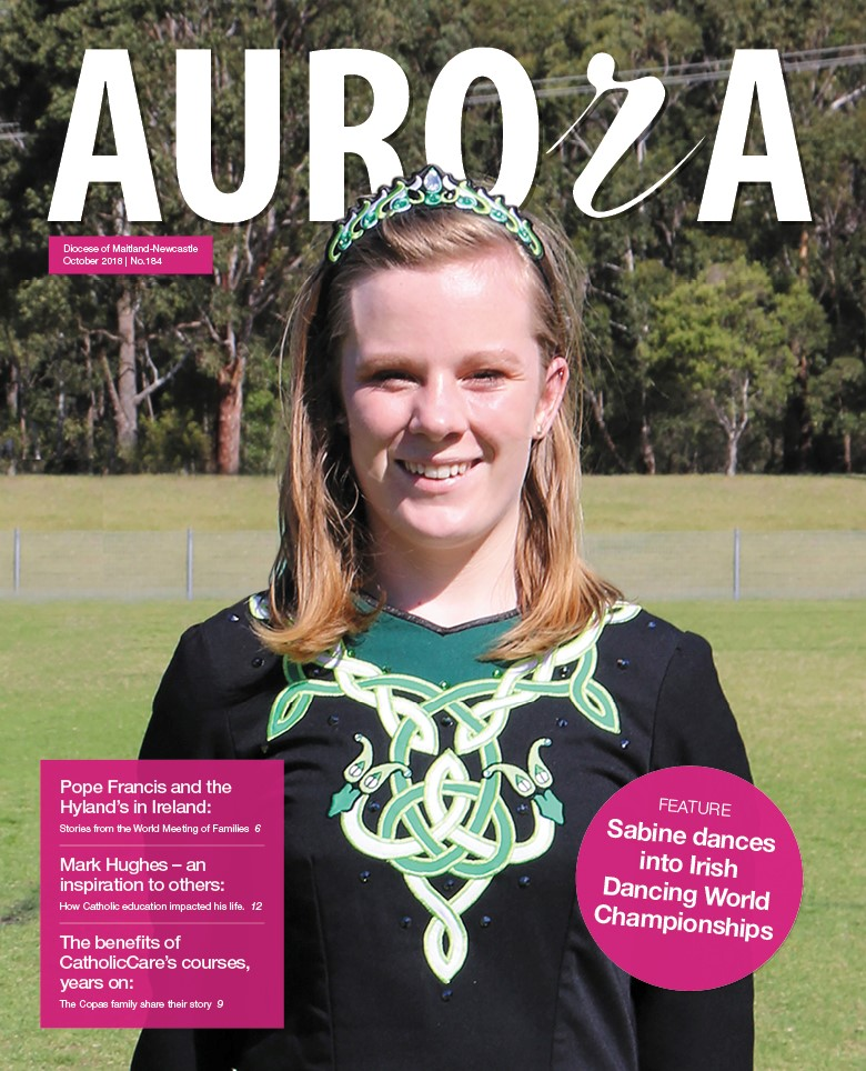 Aurora October 2018 Cover Image