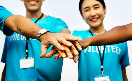 Volunteer pastoral care opportunities: Southern Cross Care IMAGE
