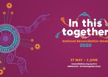 NATIONAL RECONCILIATION WEEK #InThisTogether IMAGE