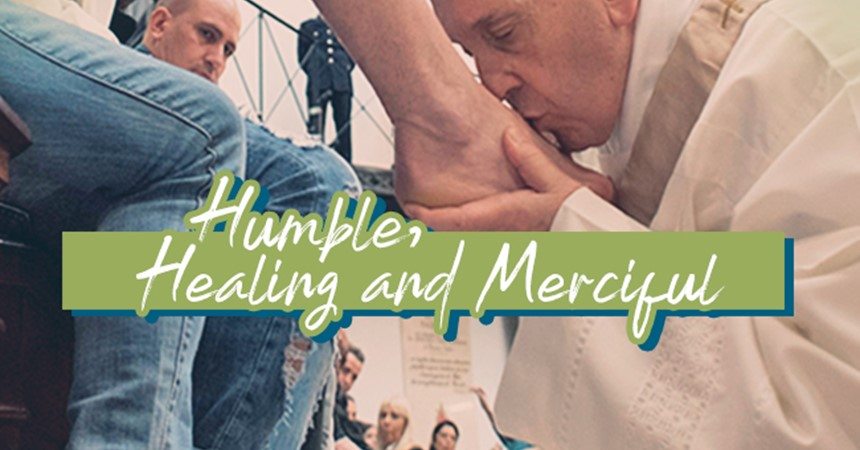 A snapshot of a humble, healing and merciful church IMAGE
