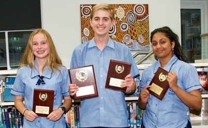 Image:Our schools shine in NSW Catholic Schools Country and State Debating Championships