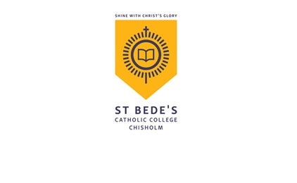 St Bede's Catholic College reveals its visual identity IMAGE
