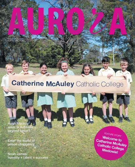Aurora November 2016 Cover Image