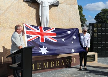 Lest we forget - Anzac Day liturgy 2018  IMAGE