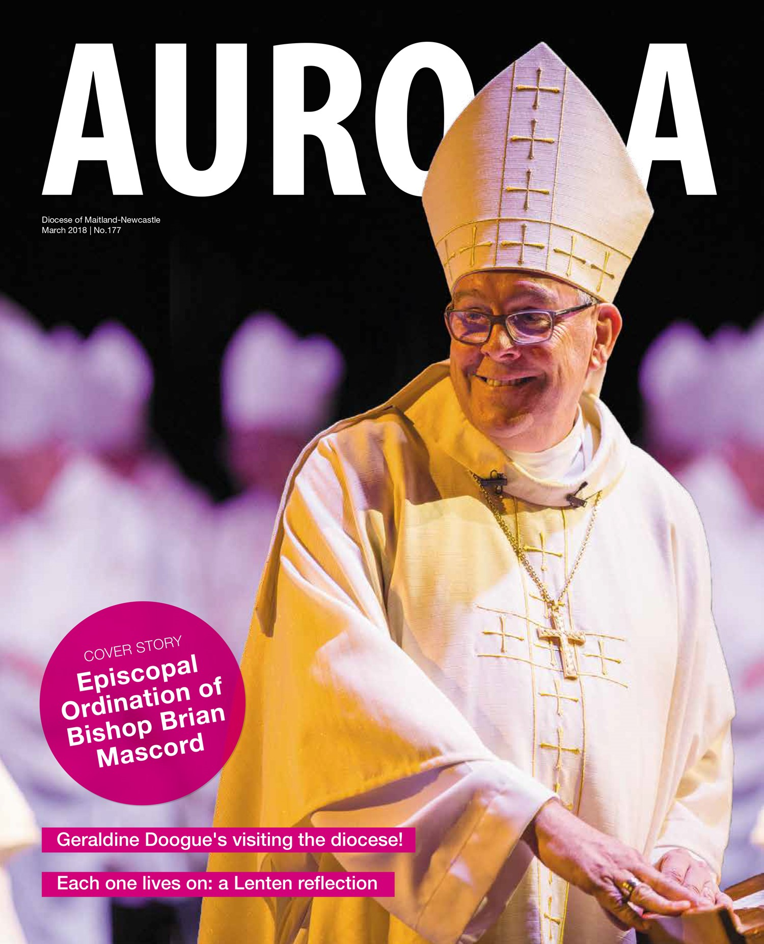 Aurora March 2018 Cover Image