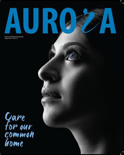 Aurora August 2021 Cover Image