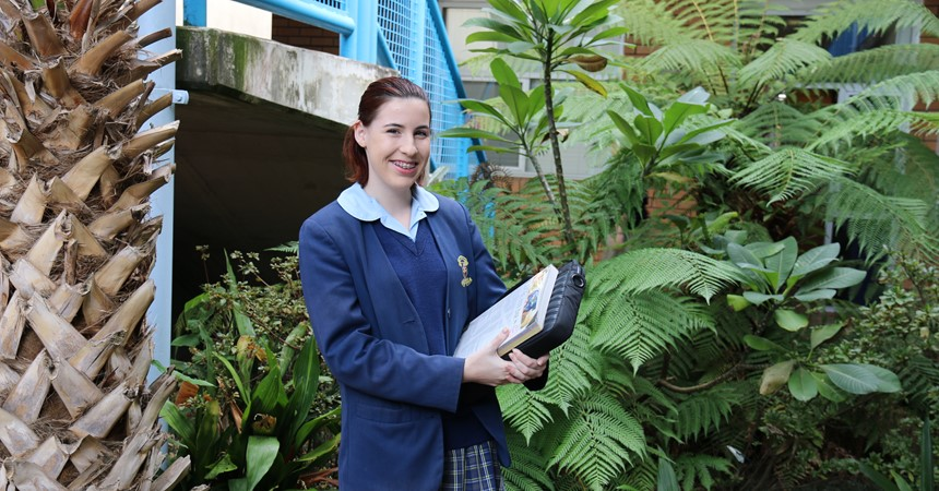 SFX student selected as Australasian delegate for Harvard Model United Nations  IMAGE