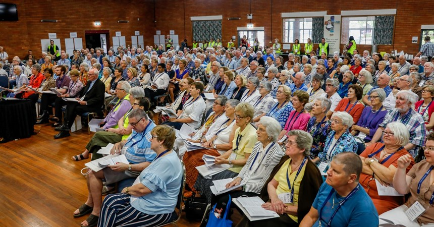 Coming soon: A Call for Delegates Diocesan Synod Sessions 2 & 3 IMAGE