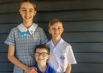 A family affair at St Catherine's Singleton IMAGE