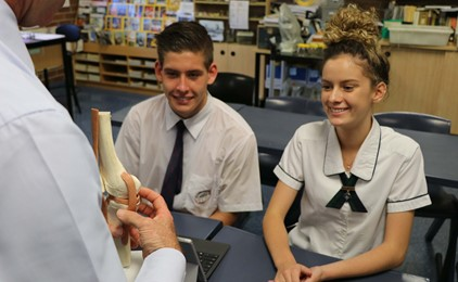 An inclusive approach to Science at All Saints' College, St Mary's Campus  Image