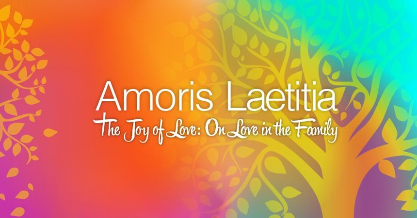 Amoris Laetitia: the bold and the beautiful IMAGE