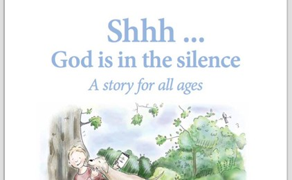 For God alone my soul waits in silence (Psalm 62) IMAGE
