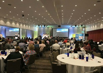Over 400 school leaders gathered in the Hunter Valley this week to Encounter New Horizons IMAGE