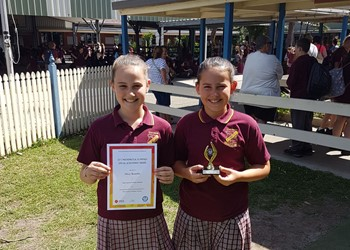 Mathematics Success at Holy Name Forster IMAGE