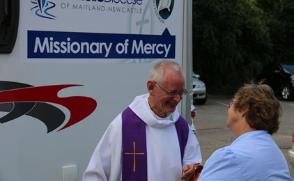 Missionary of Mercy returns! IMAGE