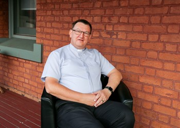 Fr Andrew Doohan appointed as Vicar General of the Diocese of Maitland-Newcastle IMAGE