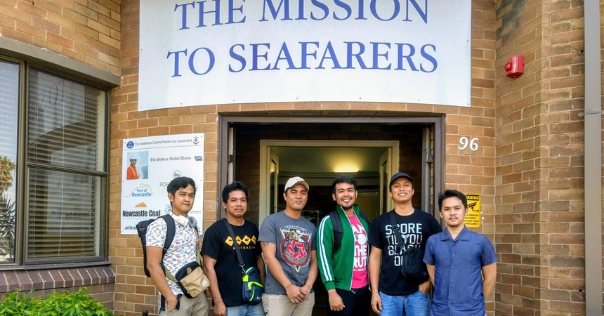 More to Seafarers than just staying afloat  IMAGE